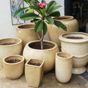 Glazed Ceramic Sand