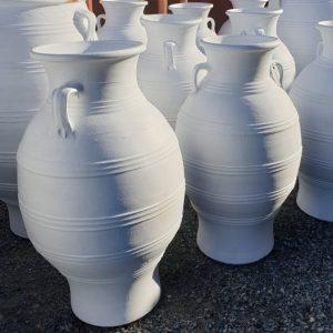 Greek White Terracotta